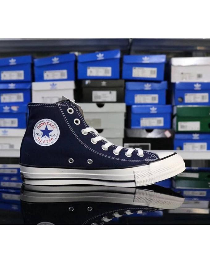 Converse All Star 100 Series Sneakers - Dark blue ab81374da88