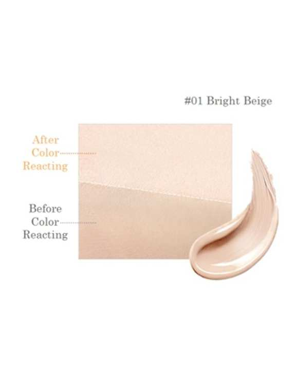 Nature Republic Pure Shine Cover BB SPF 35/PA+++ (35g) - 01