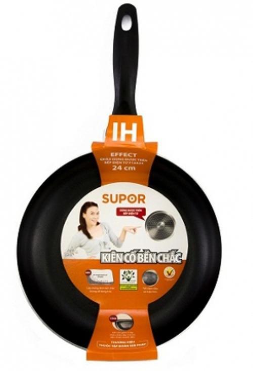 Supor Effect Induction Hob Non-Stick Fry Pan 24cm