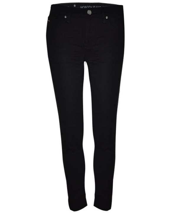 NOBODY Lady Long Pants-Super Skinny-Black