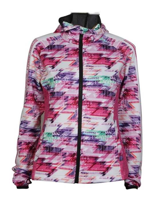 Global Impact Women's Fleece - Pink