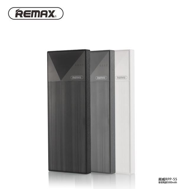 Remax Thoway 5,000mah Power Bank