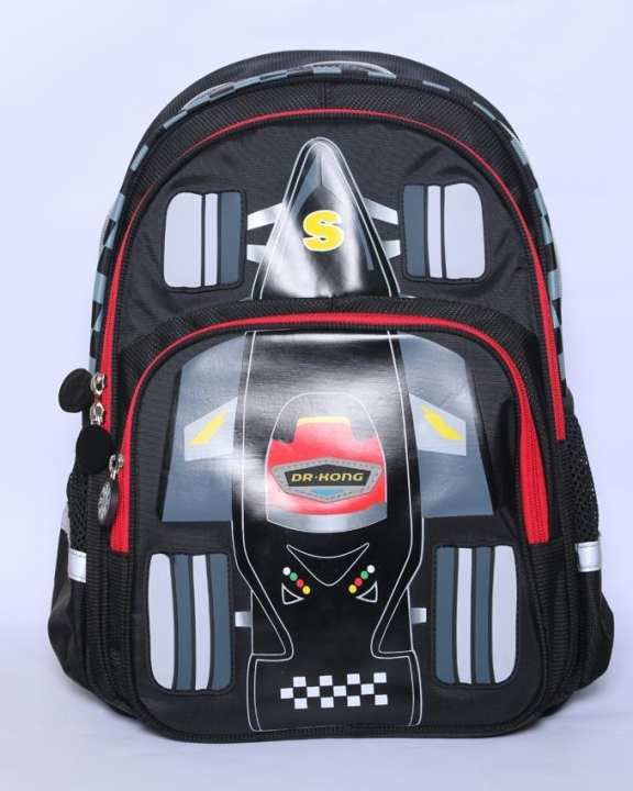 Dr Kong Backpack - Black
