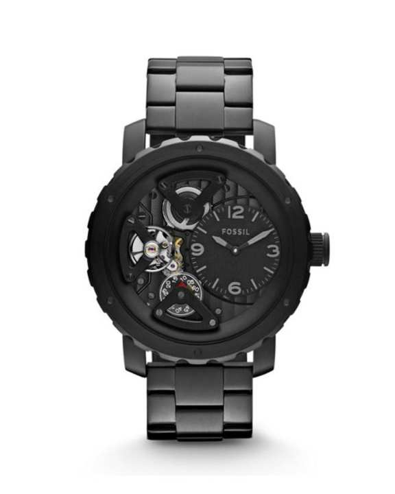 Fossil ME1133 Stainless Steel Watch – Black