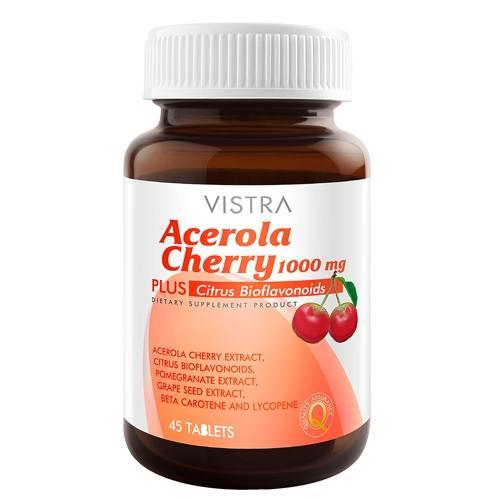 Vistra Acelora Cherry 1000 Mg