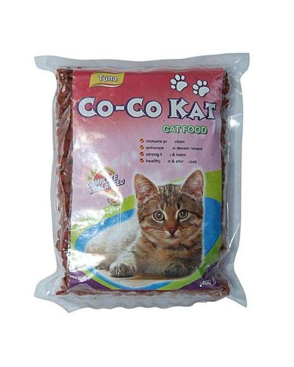 Agora Co-Co Kat Cat Food (Tuna,Seafood) 400G