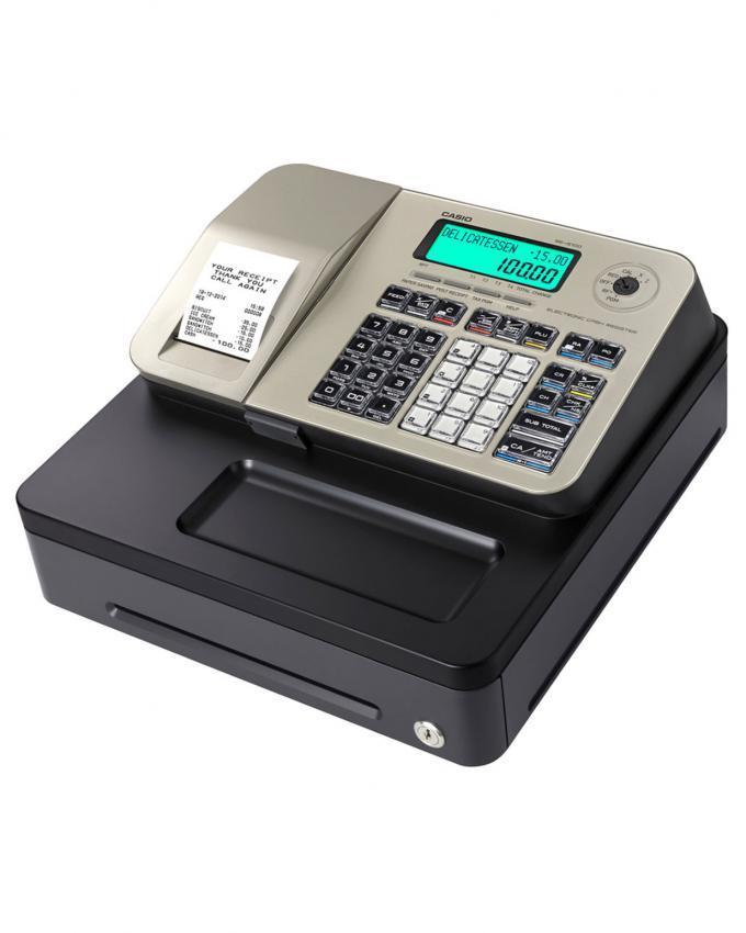 Casio Entry Cash Register (With Letters Characters) SE-S100SG