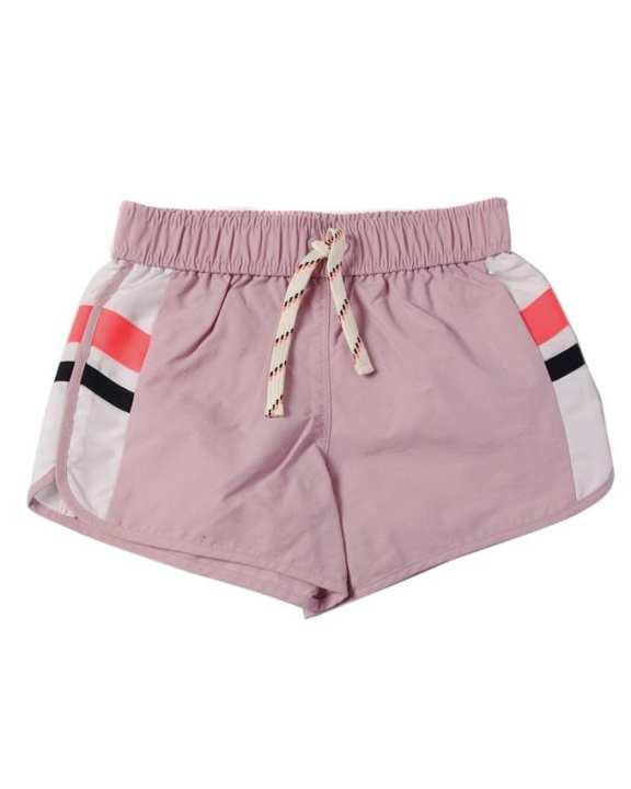 Line Leader Baby Pants - Pink