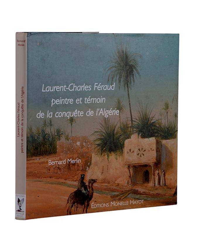 Monument Laurent-Charles Feraud Peintre et temoin de la conquete de l'Algerie