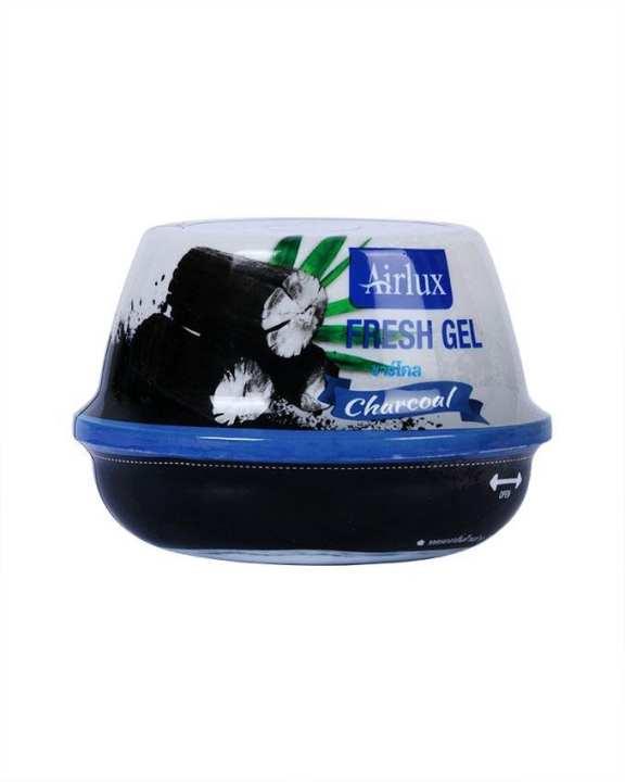 AirLux Air Freshener Gel (180g) - Charcoal