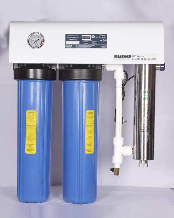 203 UV  water purification system without stand