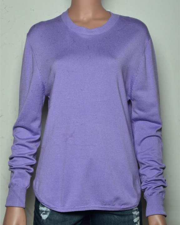 Bench Women's Wear Long Sleeve T-Shirt - Purple