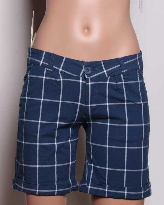 Bench Women's Wear Short Pant - Dark Blue