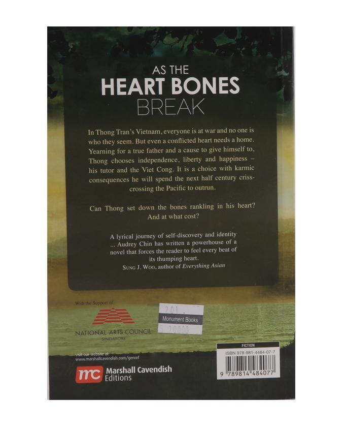 Monument As the Heart Bones Break