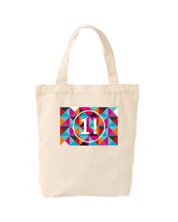 KingCom YOLO Canvas Bag - အျဖဴေရာင္
