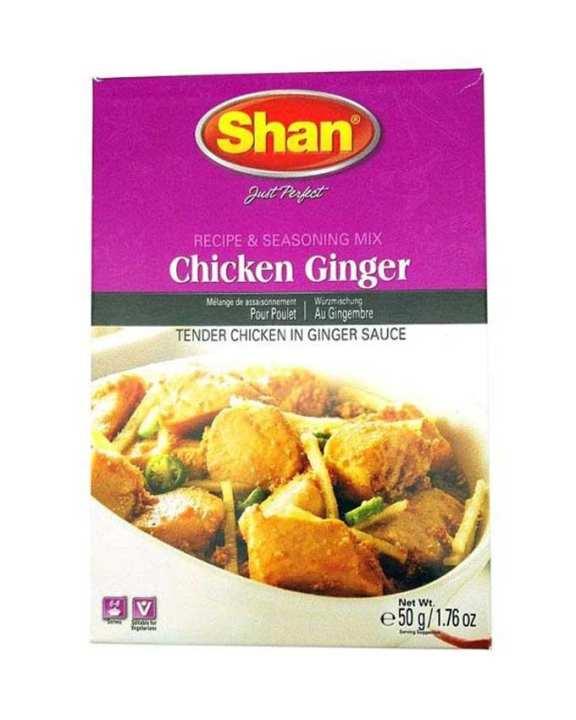 Shan Chicken Ginger - 50 g