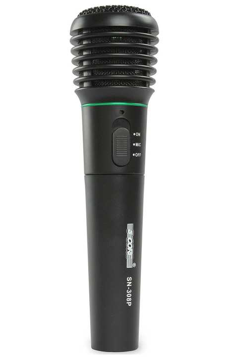 5CM-308P Wired Microphone Plastic