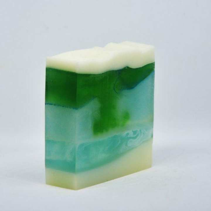 Ocean Wave Homemade Soap