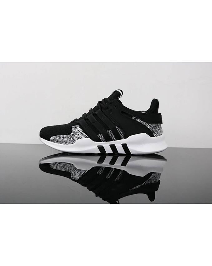8f8e9cfc1d Adidas EQT Series Sneakers - Black Leathery