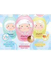 Baby Bright Caviar & Ginseng Body Shower Lotion 750ml