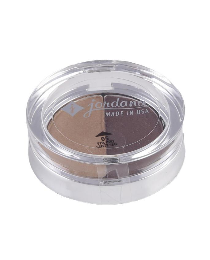 Jordana Colour Effect Eyeshadow Duo (Splitting Image)