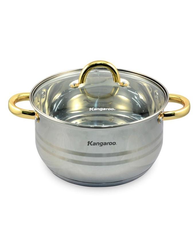 Kangaroo KG864L Induction Stock Pot 24cm c7655da7b4