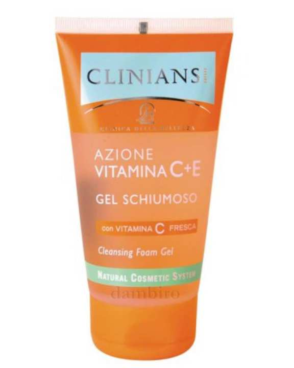 CLINIANS Vitamin C+E Cleansing