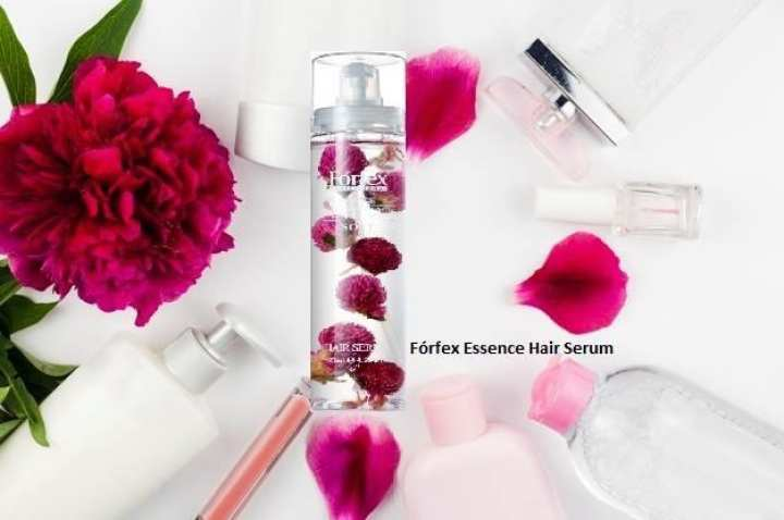 Flower Essence Hair Serum