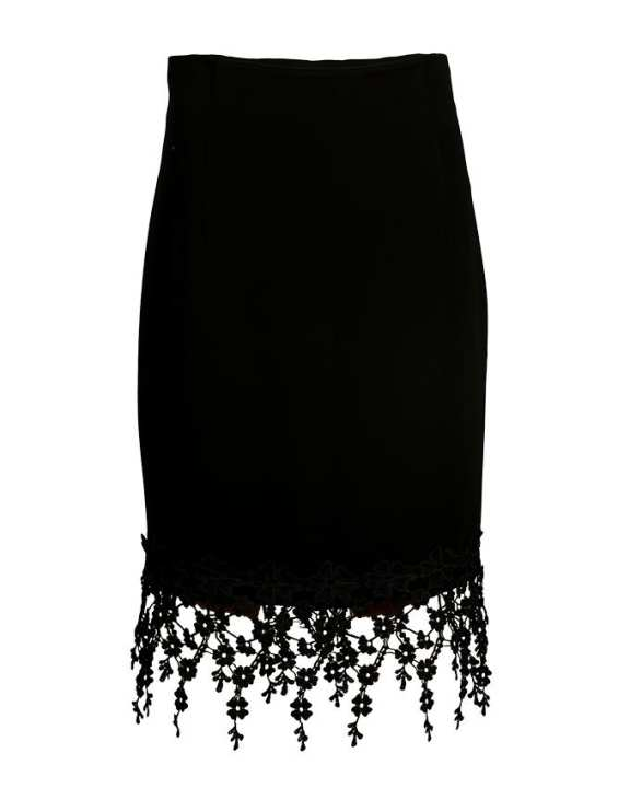 CLAUDIA KLEID Women's Skirt - Black