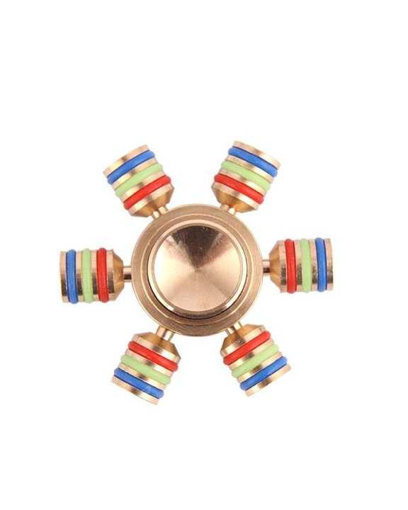 KAIRUI - Zikki Fidget Spinner - Metal (Gold)