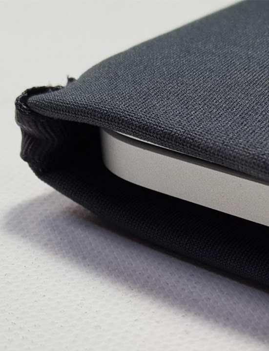 MacBook Slim Sleeve (Grey) - AGVA