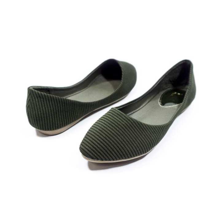 D&C Myanmar Women Flats Shoes
