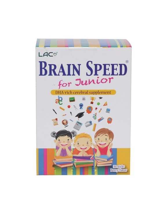 LAC Brain Speed For Junior - 30 Sticks Berry Flavor