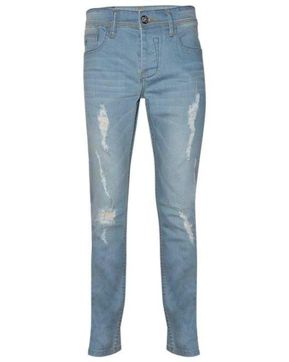 NOBODY Men's Wear Long Pants - Blue