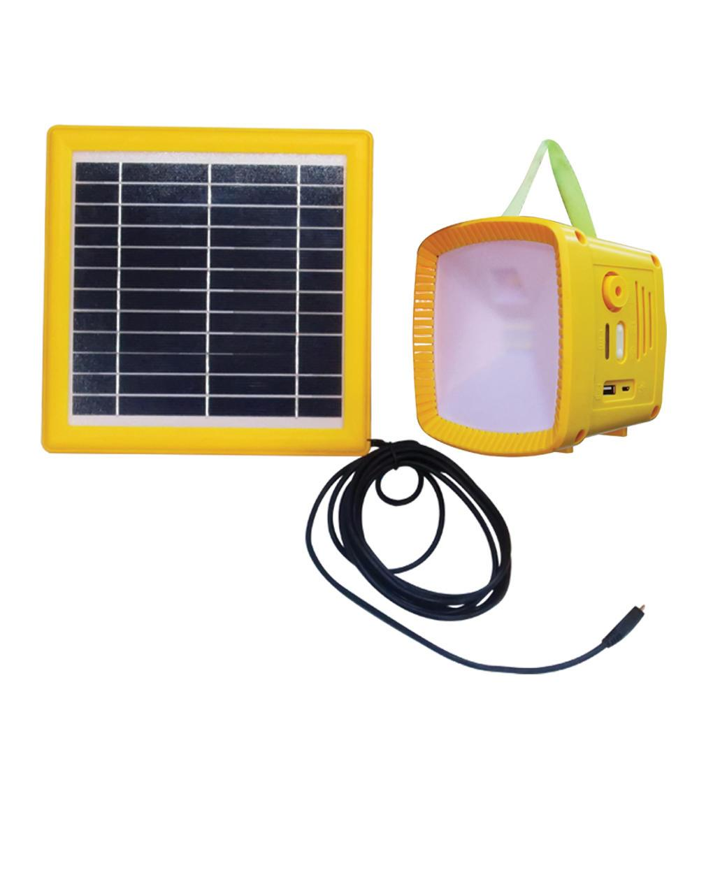 Nibban SLR-001 Solar Lighting