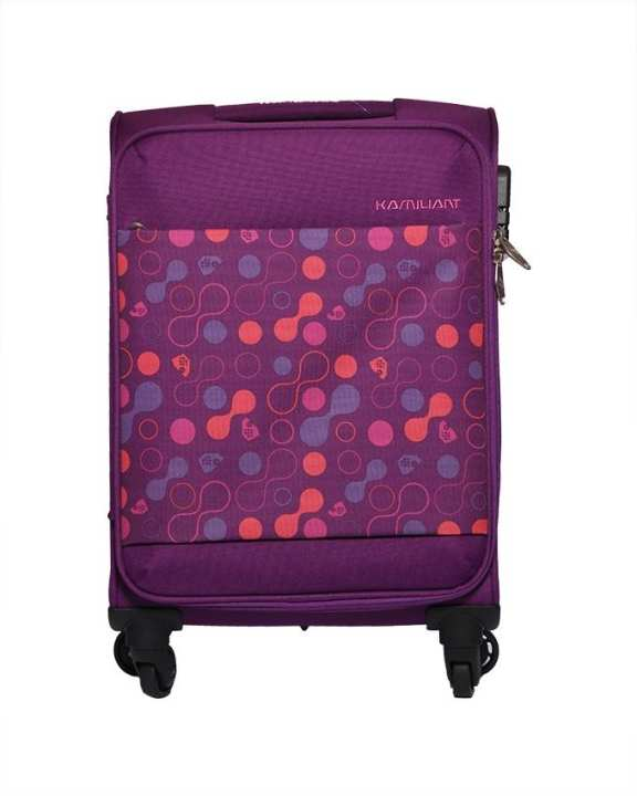 Kamiliant Kara Spinner 81cm Luggage - Burgundy Purple