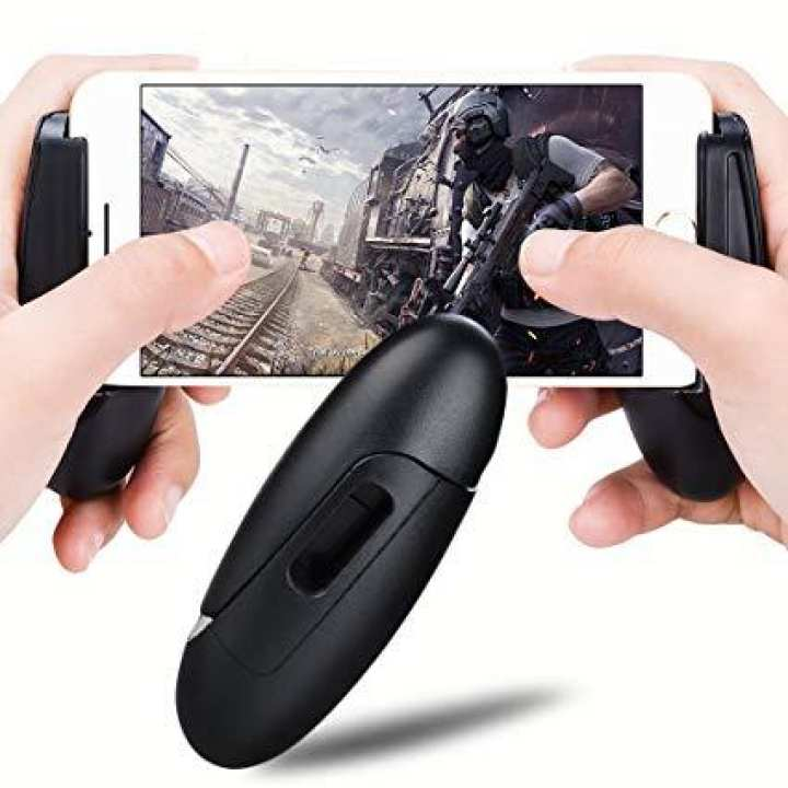 Mobile Game Handle ( Egg Shape )