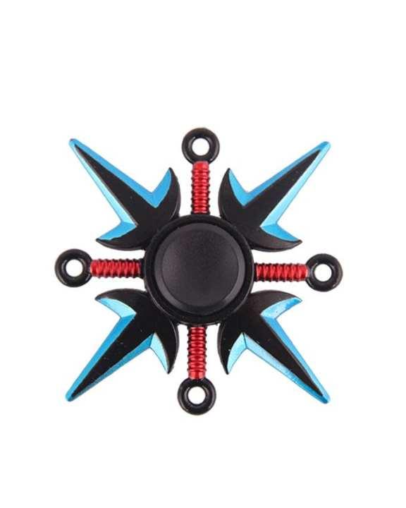 KAIRUI - Zikki Fidget Spinner - Metal (Blue)
