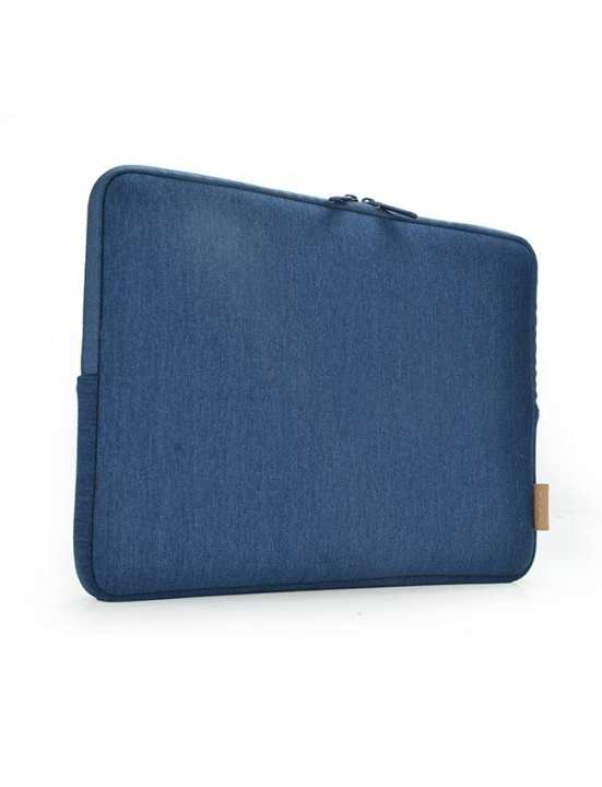 Jersey Soft MacBook Laptop Sleeve / Bag – AGVA (Blue)