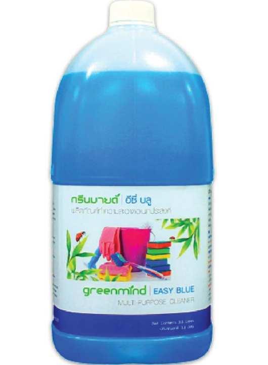 GREENMIND Easy Blue Multipurpose Cleaner 3.8L