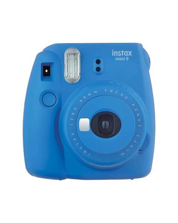 Mini9 Instax Camera - Cobalt Blue