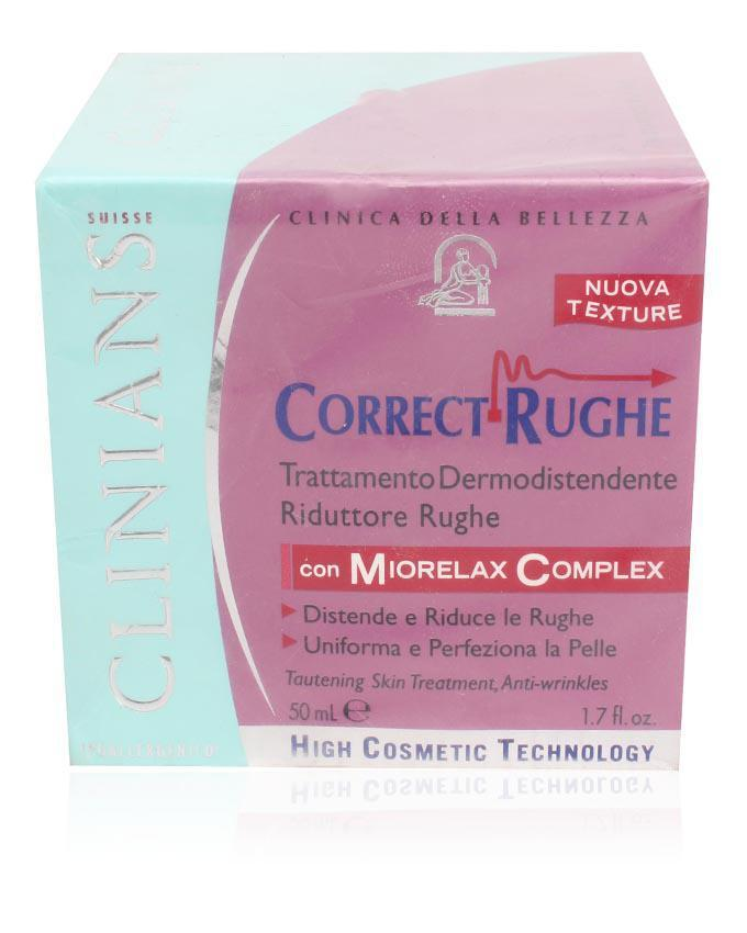 CLINIANS Correct Rughe Intensive Serum Reducer Of The Expression Lines