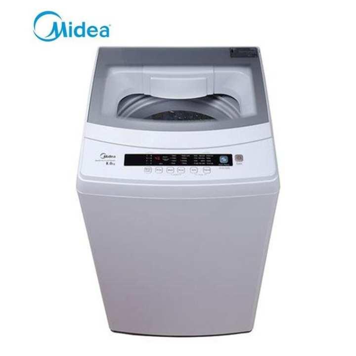 Midea MAM85-507T Fully Auto Washin Machine (Magic Cube) - 8.5Kg