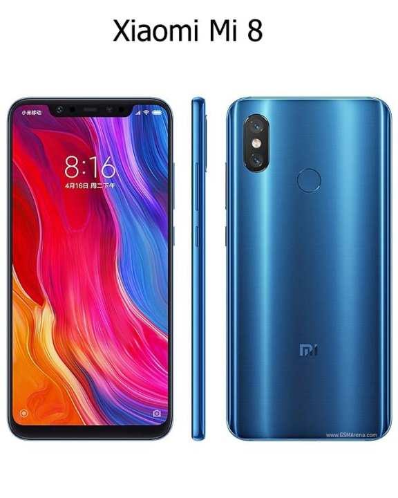 Xiaomi Mi 8 - Blue