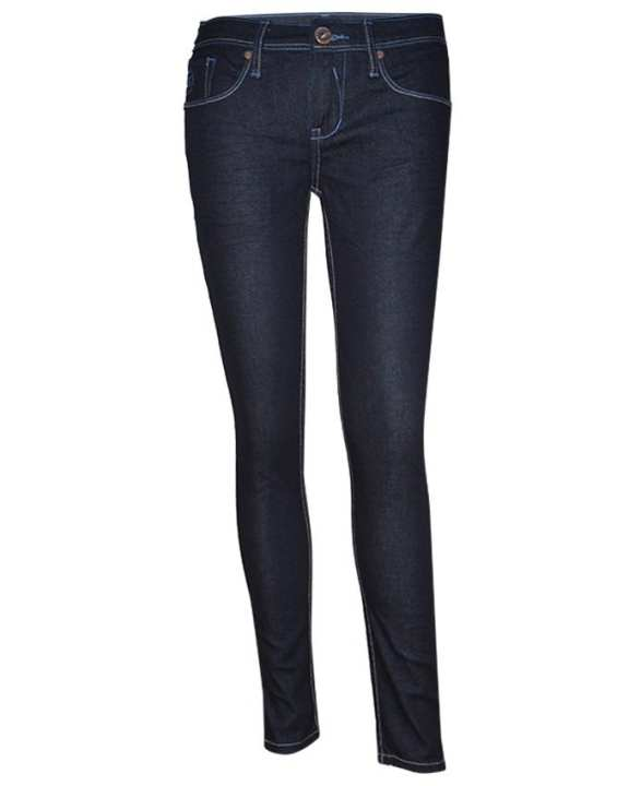NOBODY Lady Long Pants-Super Skinny-Dark Blue