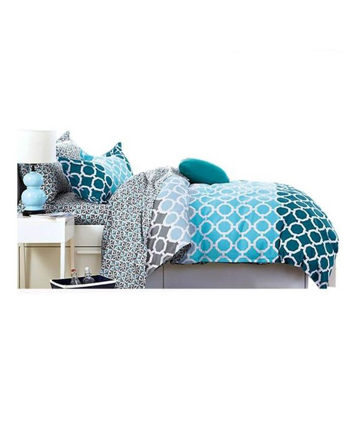 The Gift Bedding The Gift 4 Pieces Double Fitted with Quilt Cover (MS 50160)