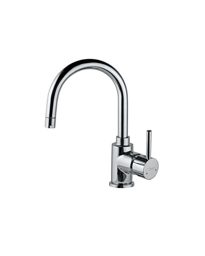Jaquar FLR-5179B Side Single Lever Mono Sink Mixer With Swivel Spout