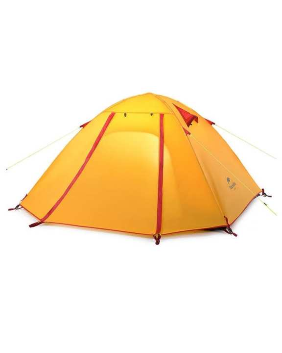 Naturehike Outdoor Camping Aluminum Pole Tent (3-4 person)