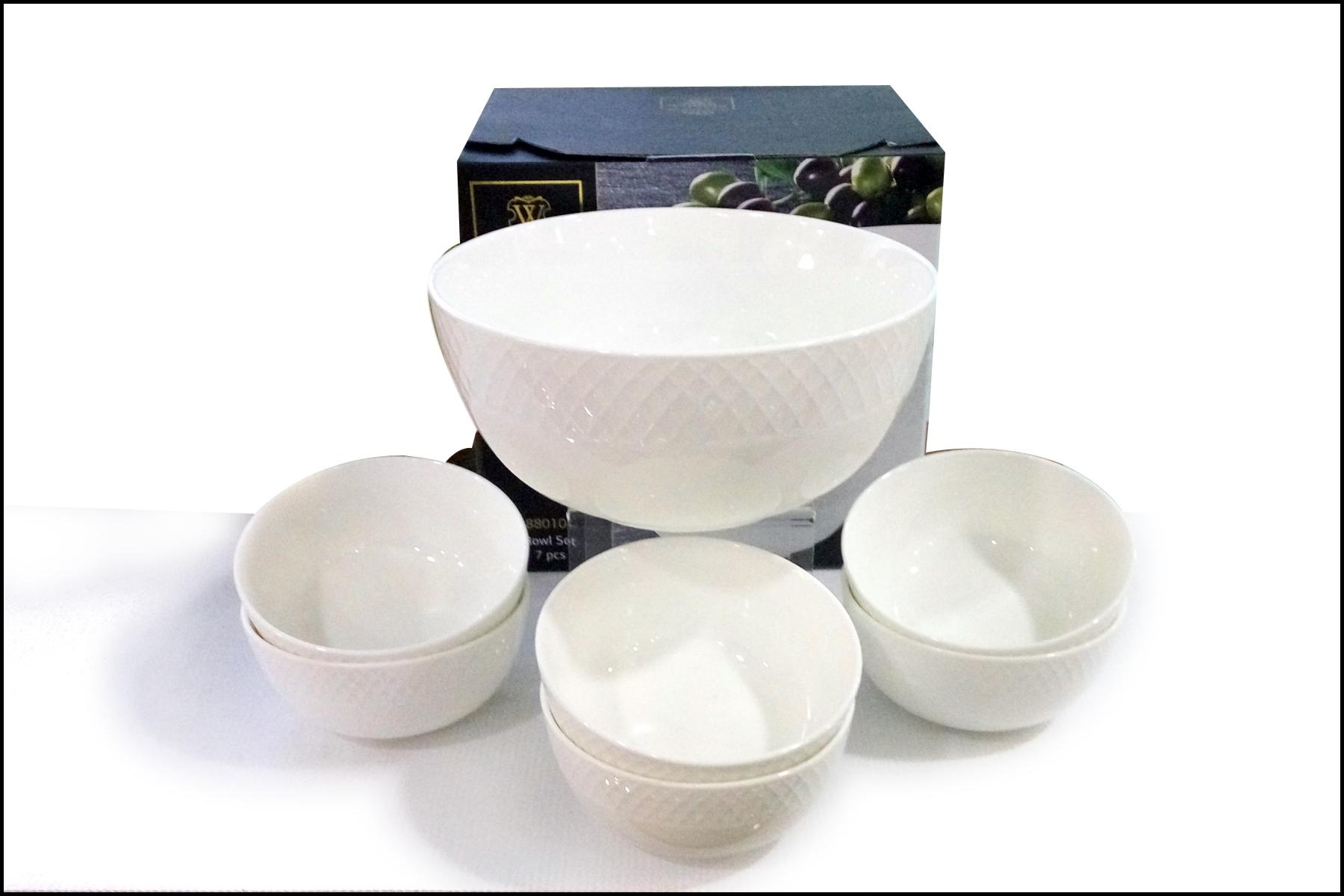 Wilmax Bowl Set
