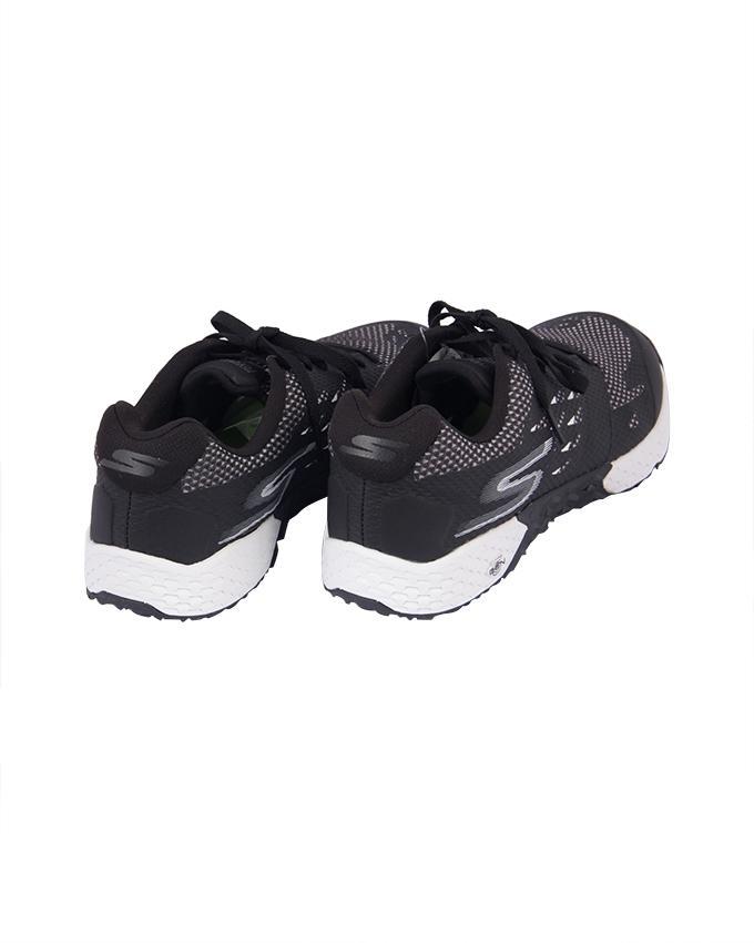 Skechers အမ်ိဳးသားစီး GoTrain Endurance စနီကာဖိနပ္ - 54122/BKW